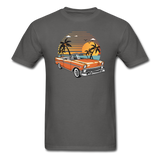 Chevy On The Beach - Unisex Classic T-Shirt - charcoal