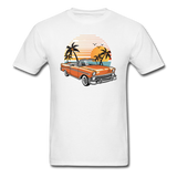 Chevy On The Beach - Unisex Classic T-Shirt - white