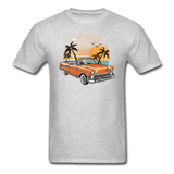 Chevy On The Beach - Unisex Classic T-Shirt - heather gray