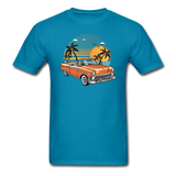 Chevy On The Beach - Unisex Classic T-Shirt - turquoise
