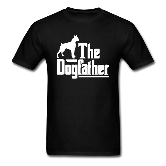 The Dog Father - White - Unisex Classic T-Shirt - black