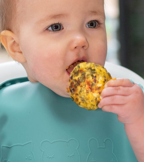 Baby-Led Weaning; Myths vs. Reality