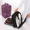 New Travel Shoe Bags, Foldable Shoe Pouches- Free Shipping