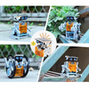 12-in-1 Education Solar Robot Toys