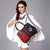 SUROTAMA Fashion Color Block Handbag