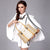 Fashion wild embossed handbag