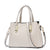 SUROTAMA solid color casual handbag
