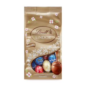LINDOR mini vajíčka mix 180g