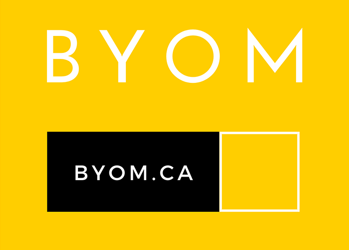 BYOM.CA | BRING YOUR OWN MASK