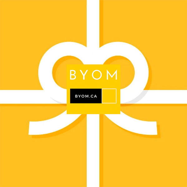 BYOM.CA Gift Card - BYOM.CA | BRING YOUR OWN MASK