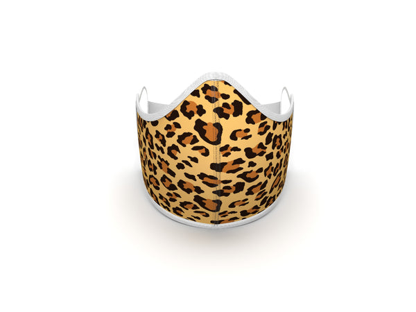 LEOPARD FASHION GRAPHIC MASK - BYOM.CA | BRING YOUR OWN MASK