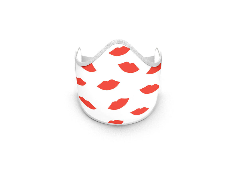 LIPS FASHION GRAPHIC MASK - BYOM.CA | BRING YOUR OWN MASK