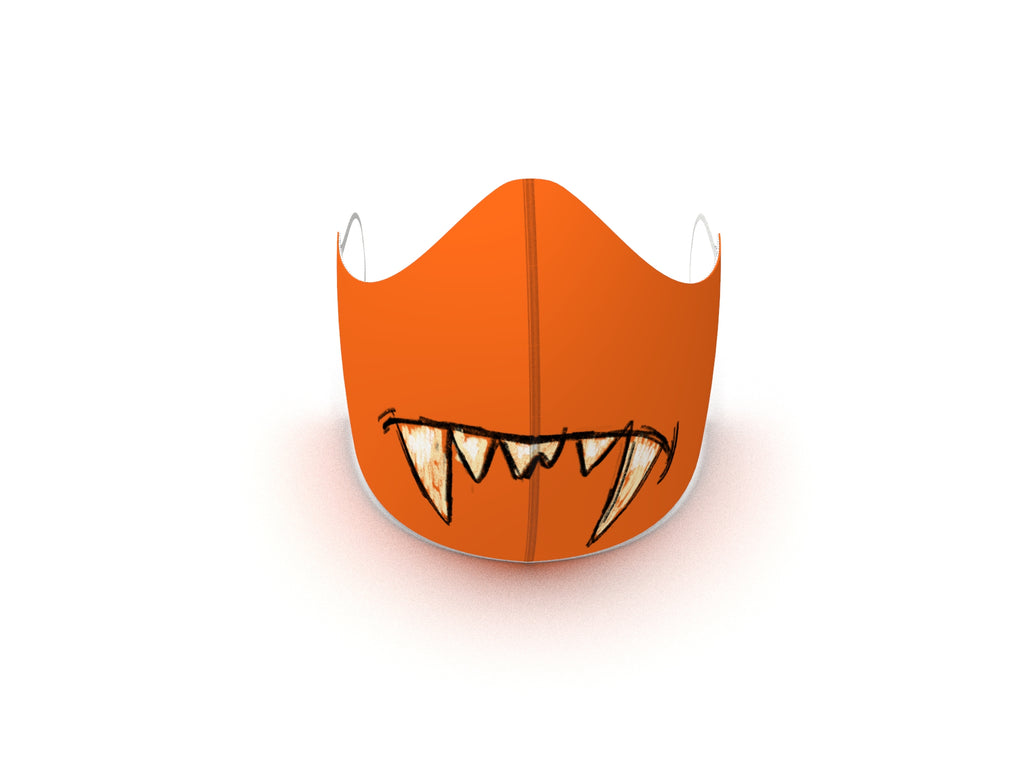 MONSTER FINE ART FASHION GRAPHIC MASK