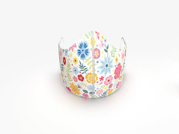 SPRINGBLOOM FASHION GRAPHIC MASK - BYOM.CA | BRING YOUR OWN MASK