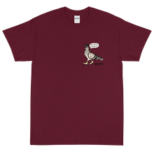 Load image into Gallery viewer, NYC PIGEON Short Sleeve T-Shirt (in multiple colours)