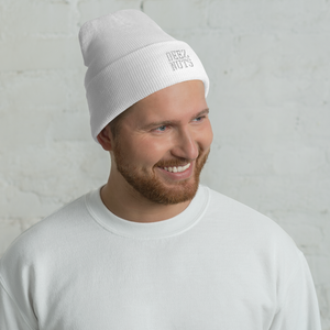 STCKED LOGO Cuffed Beanie (In 6 colours)
