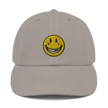 Load image into Gallery viewer, SMILIEY Embroidered Champion Dad Cap (In 3 colours)