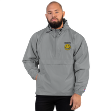 Load image into Gallery viewer, SMILEY Embroidered Champion Packable Jacket (In 4 colours)
