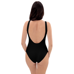 BIG SMILEY One-Piece Swimsuit