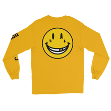 Load image into Gallery viewer, SMILEY MULTI PRINT Long Sleeve Shirt