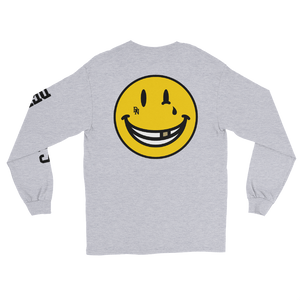 SMILEY MULTI PRINT Long Sleeve Shirt