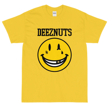 Load image into Gallery viewer, SMILEY Short Sleeve T-Shirt (In 4 colours)