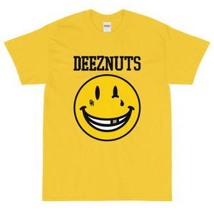 SMILEY Short Sleeve T-Shirt (In 4 colours)