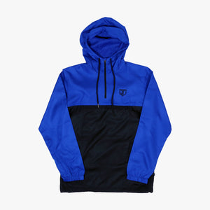 Shield Windbreaker Blue/Black