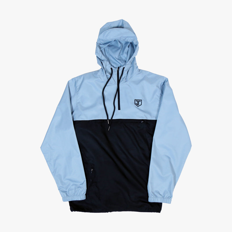 Shield Windbreaker Grey/Black