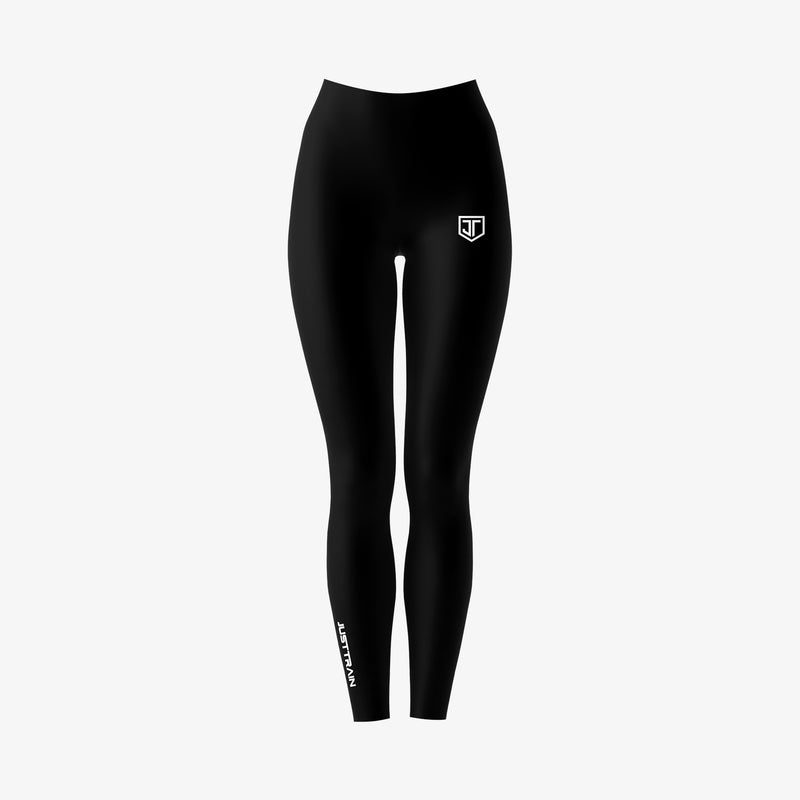 JT Stamp Black Leggings