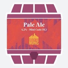 Load image into Gallery viewer, Pale Ale 4.2% (Mini Cask)