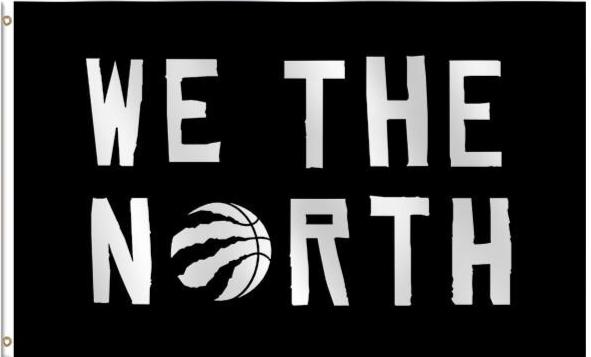 We The North Flag
