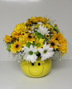 Norma's Happy Smiles Arrangement