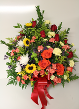 Load image into Gallery viewer, Cheerful Funeral Basket