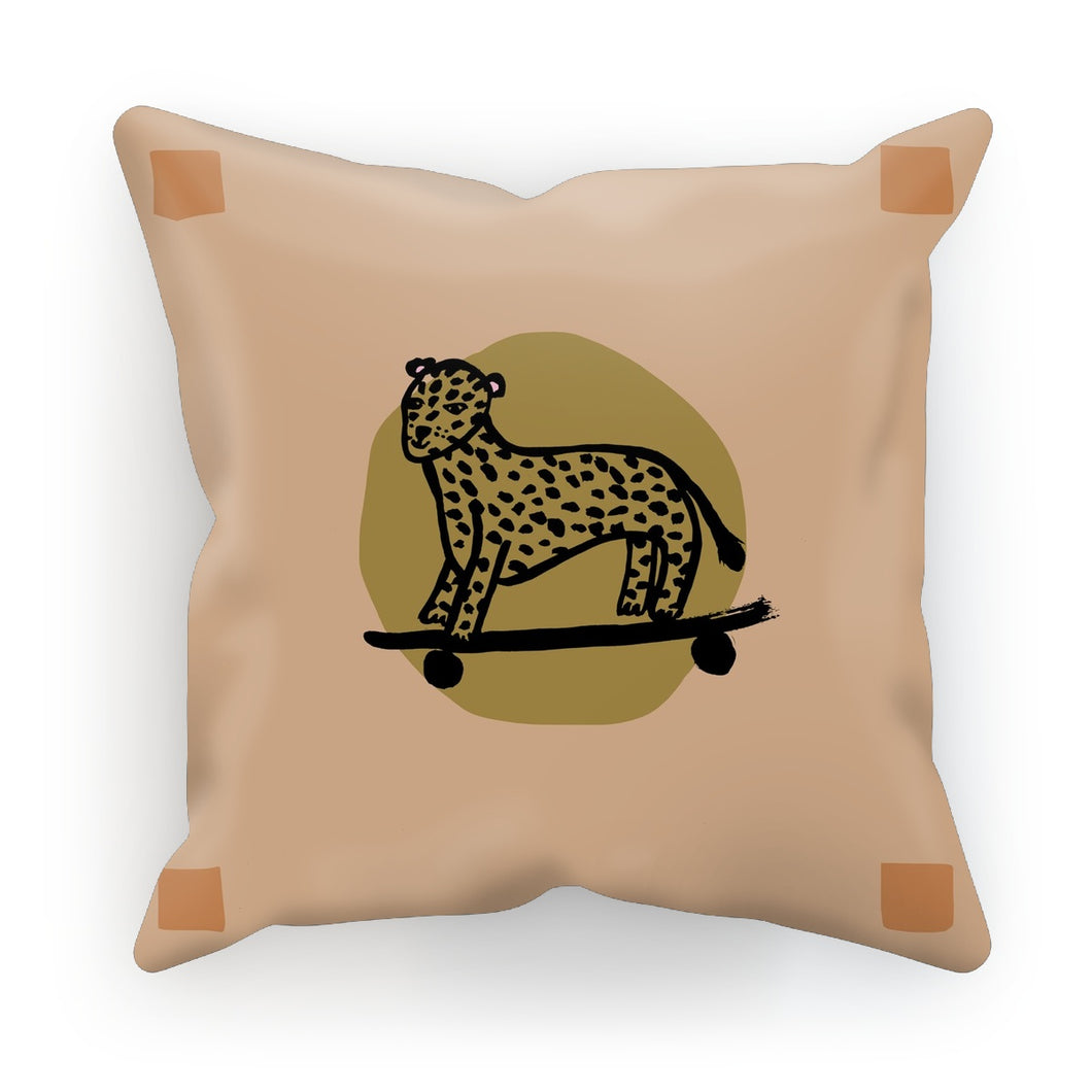 Leopardo Cushion