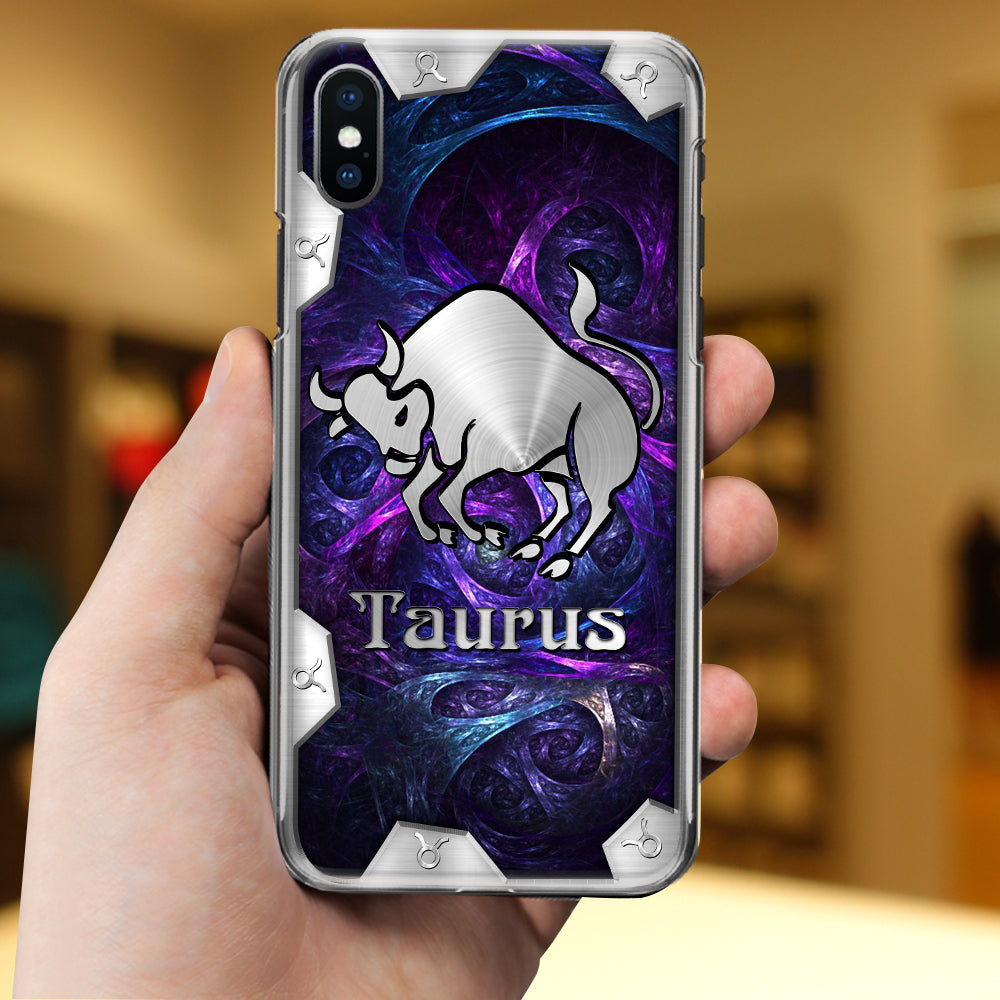 Taurus Astrology Phonecase