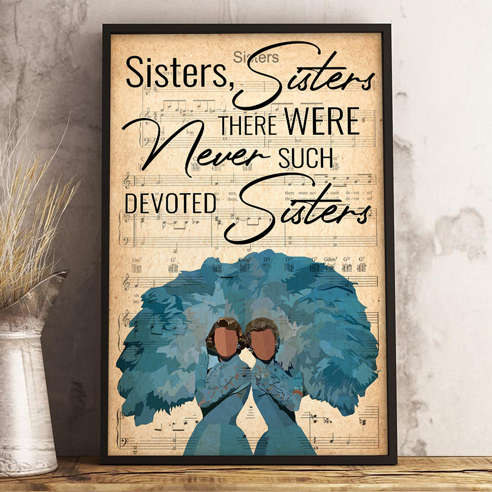 Sisters Sisters Poster