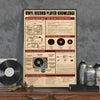Vinyl Knowledge Poster 2