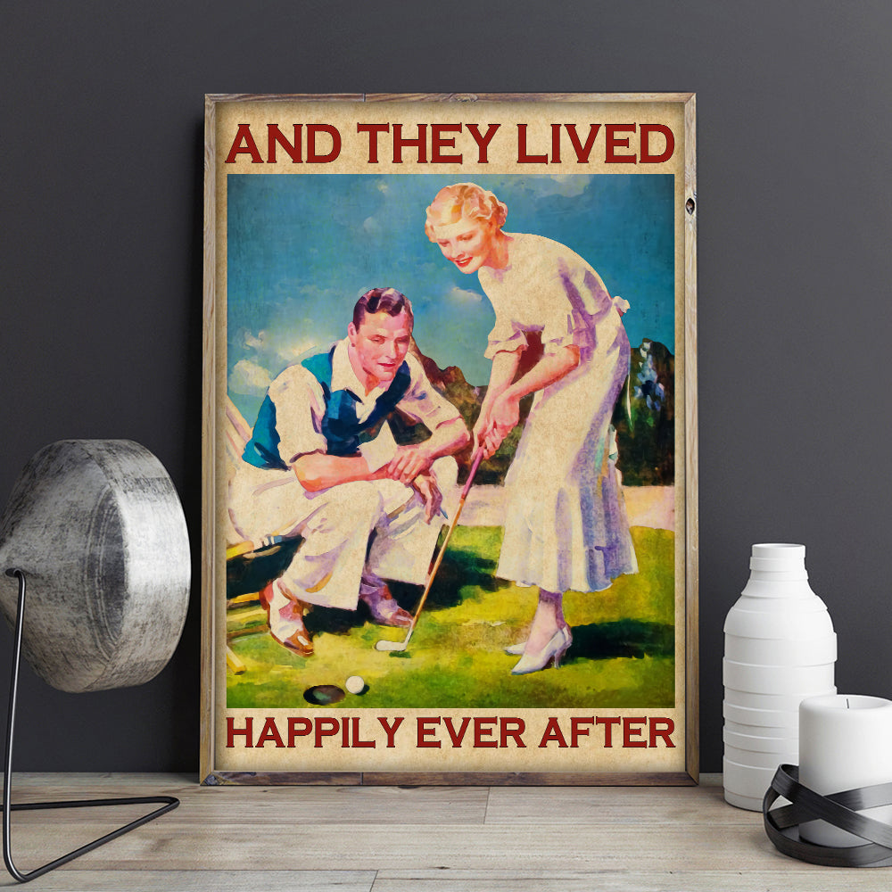 They Lived Happily Ever After Poster
