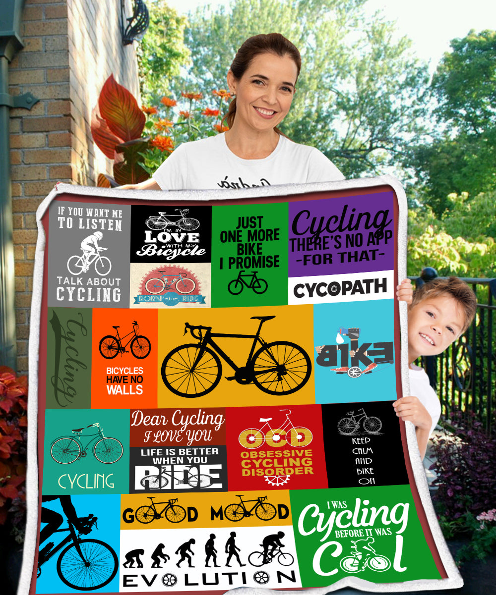 Cycling Blanket