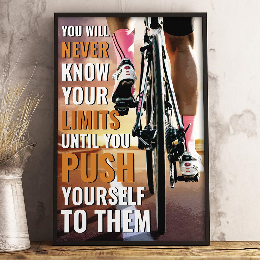 Cycling Your Limits Poster