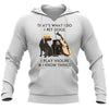 I Pet Dogs Play Violin Shirt