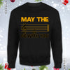 May The Fourth Be With You Funny Shirt