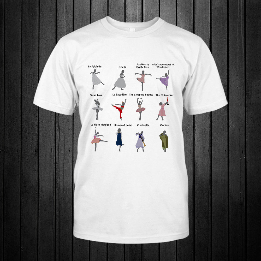 Ballet Costume Shirts