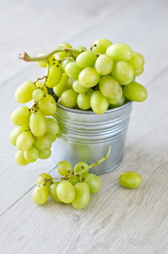 Green Grapes (500gms)