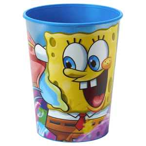 Spongebob Reusable Cup - Melianbie Kids