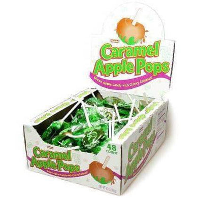 CARAMEL APPLE POPS - Melianbie Kids