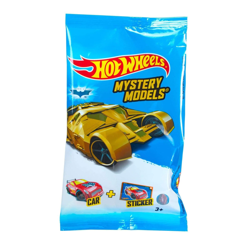 Hot Wheels Mystery Model