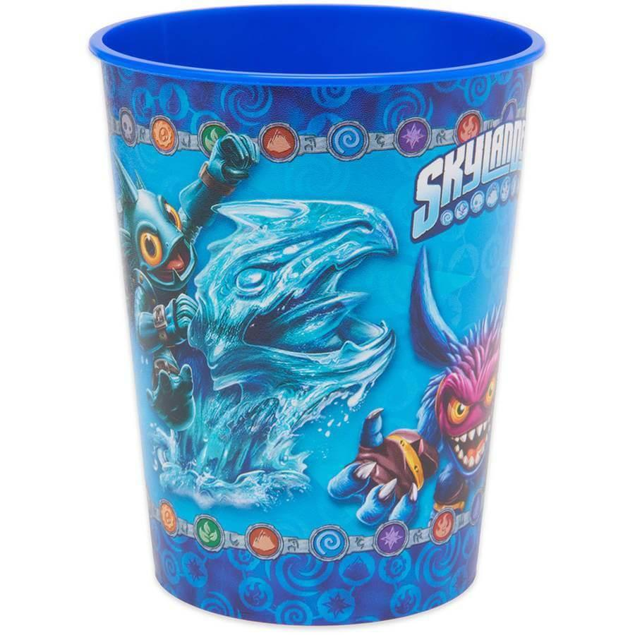 Skylanders Reusable Cup