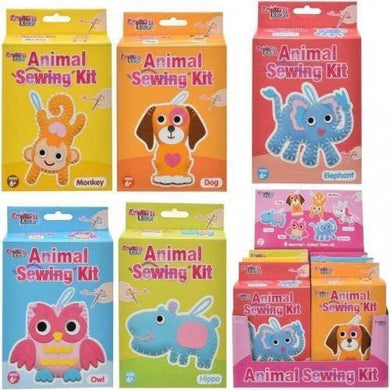 Creative Animal Sewing Activity Kits by Kreative Kids